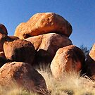 Devils Marbles by Karina Walther