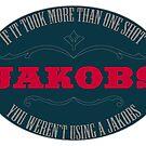 Jakobs Logo by Synastone
