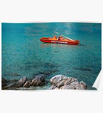 Golfo Aranci - Sardinia  Italy Poster