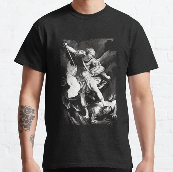 San Miguel Arcángel Camiseta clásica