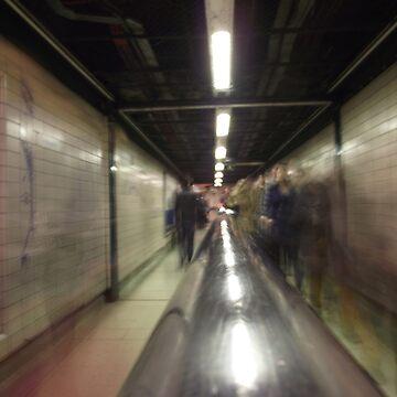 underground motion #4 by tomfletcher