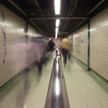 underground motion #5 by tomfletcher