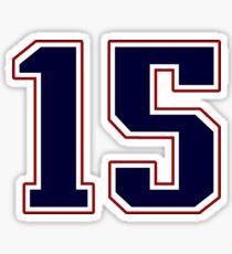 #15 Sticker
