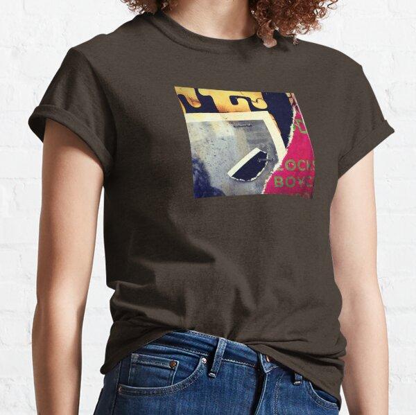 Urban Abstact / Found Art Classic T-Shirt
