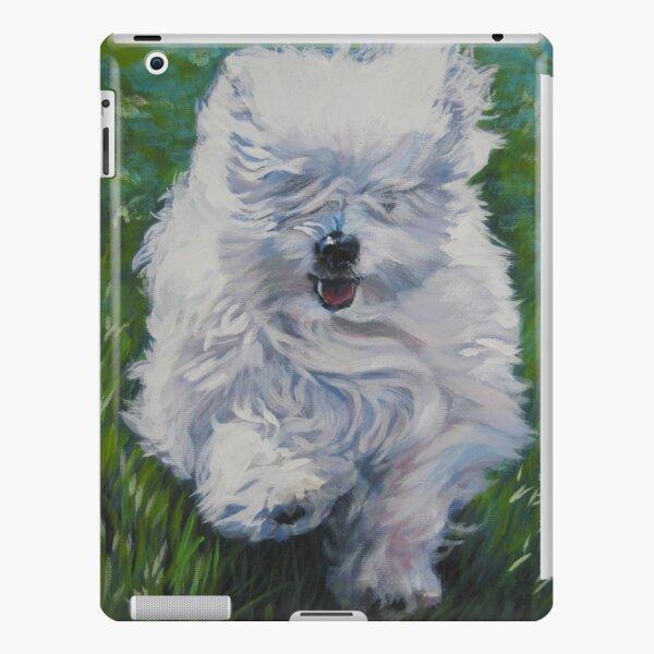 Coton De Tulear Fine Art Painting iPad Snap Case