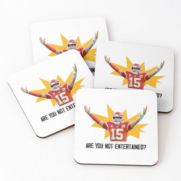 Mahome Boy, the True Gladiator - Football Design Coasters (Set of 4)