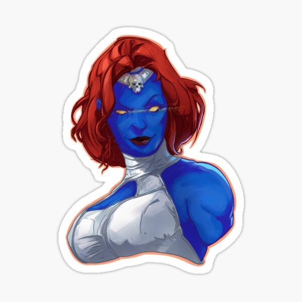 Mystique Sticker