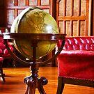 Travel the globe by BizziLizzy