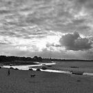 La Mer Blanche, Benodet, France by Nick  Gill