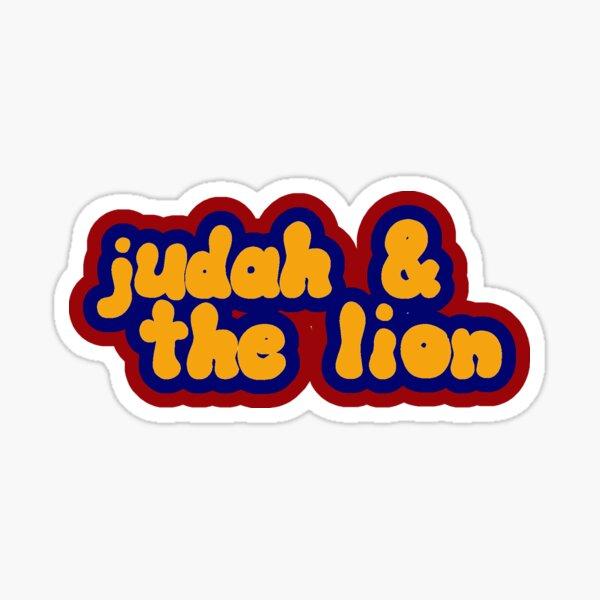 judah & the lion Sticker