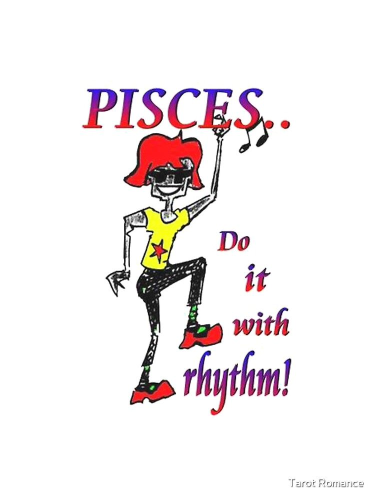Pisces - do it with rhythm by AlisonWilkie