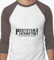 Piertotum Locomotor - I've Always Wanted To Use That Spell Men's Baseball ¾ T-Shirt