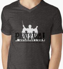 Piertotum Locomotor - I've Always Wanted To Use That Spell Men's V-Neck T-Shirt