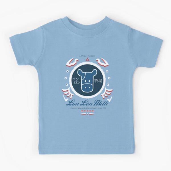 Lon Lon Milk Kids T-Shirt