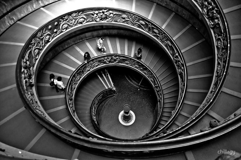 Vatican Spirals by chillagy
