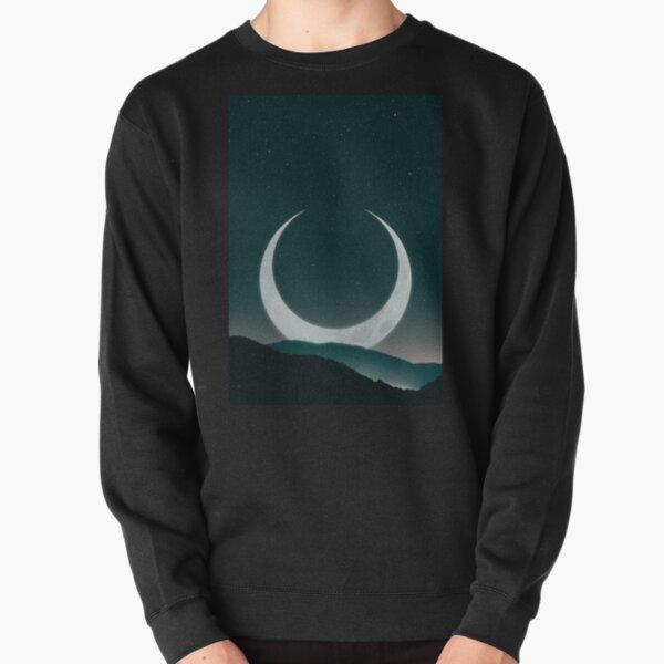 The Moon Pullover Sweatshirt