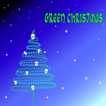 Green Christmas by NataliSven