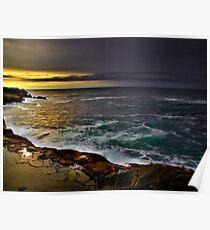 The Look ~ Oregon Coast ~ Poster