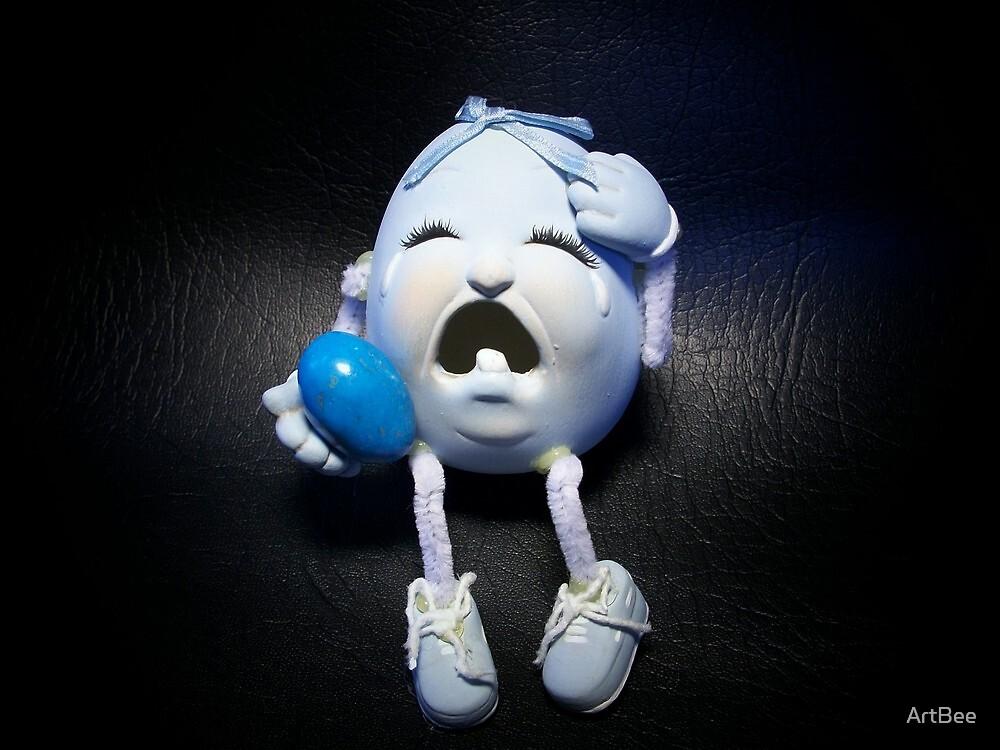 Baby Blues by ArtBee