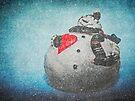Frosty by Denise Abé