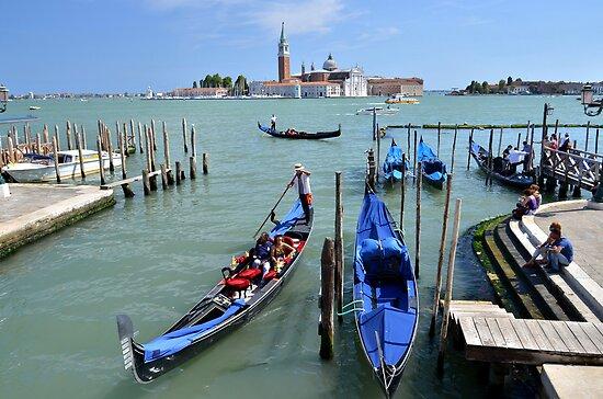 Un altro giorno a Venezia by Martina Fagan