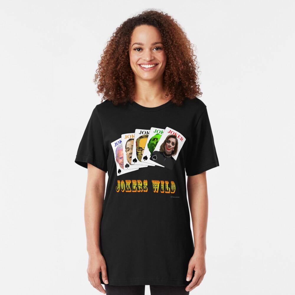 Jokers Wild Slim Fit T-Shirt