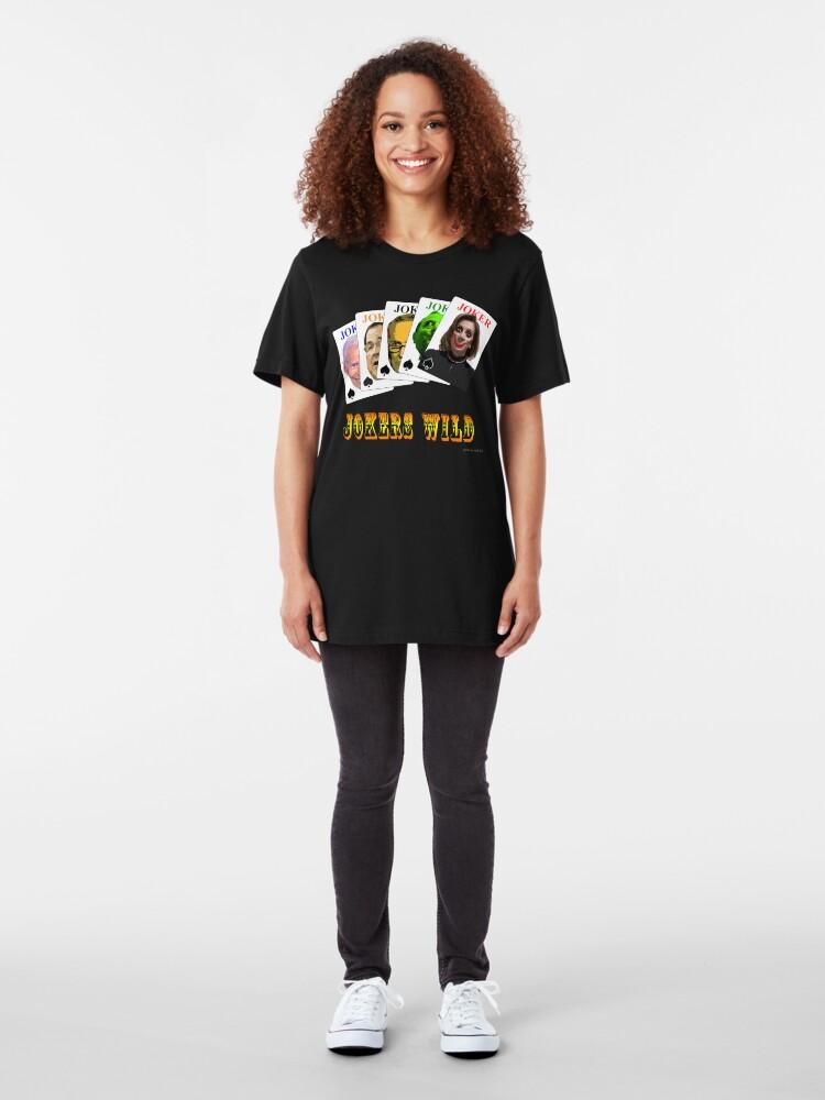 Alternate view of Jokers Wild Slim Fit T-Shirt