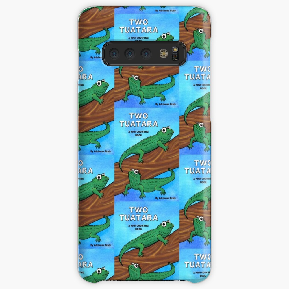 Cover Art - Two Tuatara Case & Skin for Samsung Galaxy