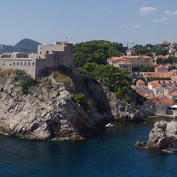 Dubrovnik, Croatia by Sparks68