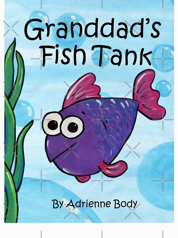 Cover Art - Granddad's Fish Tank by AdrienneBody