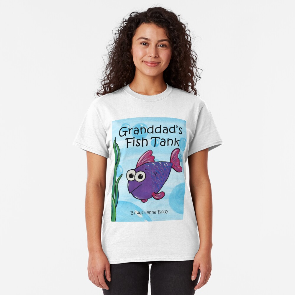 Cover Art - Granddad's Fish Tank Classic T-Shirt