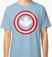 Captain Canada (White Leaf) Classic T-Shirt