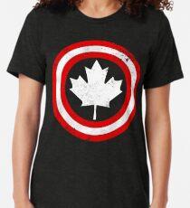 Captain Canada (White Leaf) Vintage T-Shirt