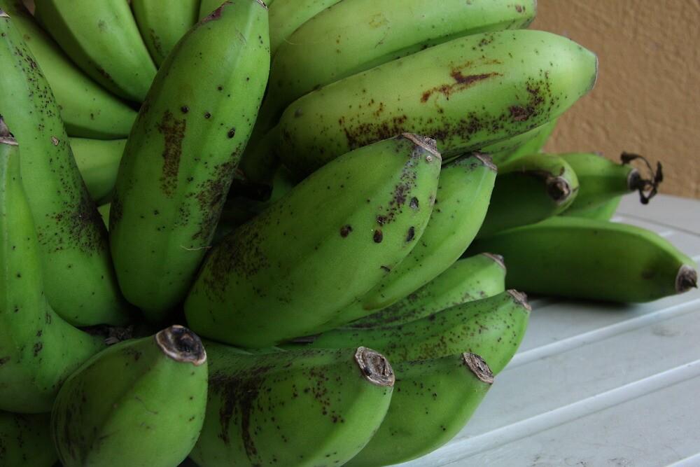 "Philippine banana ""latundan"" variety by nadinerdv"