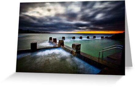 Ross Jones Memorial Pool, Coogee Beach by damienlee