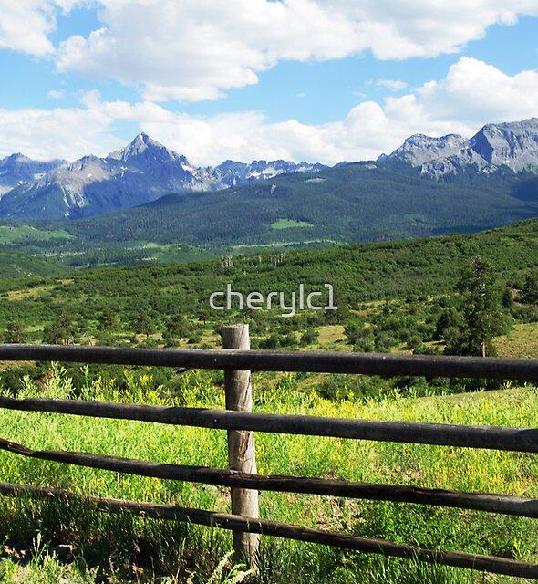 Mountain view by cherylc1