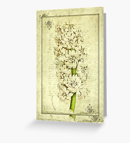 Days gone by © Greeting Card