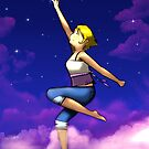 Reach for the Stars by emxacloud