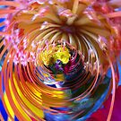 Flowers all twisted up! by ZIGSPHOTOGRAPHY