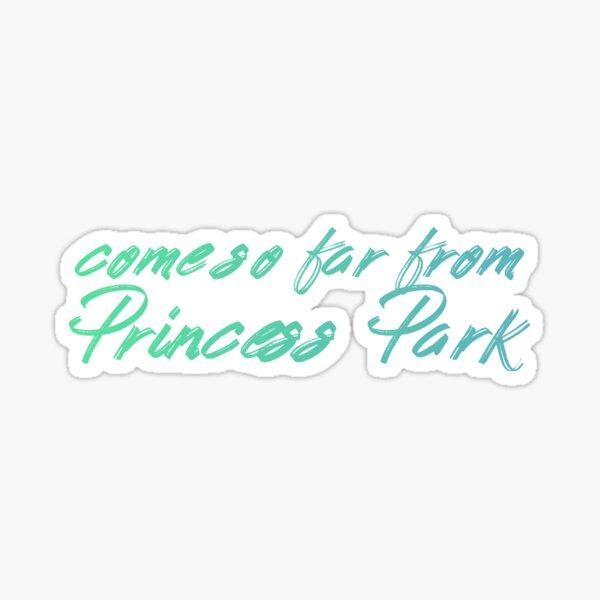 Parque de la princesa Pegatina