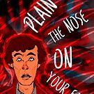 Mycroft's Nose by KitsuneDesigns