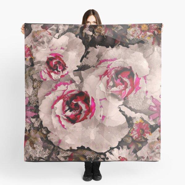Garden Roses Scarf