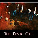 The dark City by Shane Gallagher