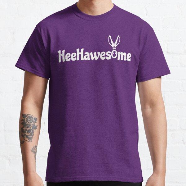 Light HeeHawesome. Classic T-Shirt