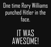 Rory vs Hitler