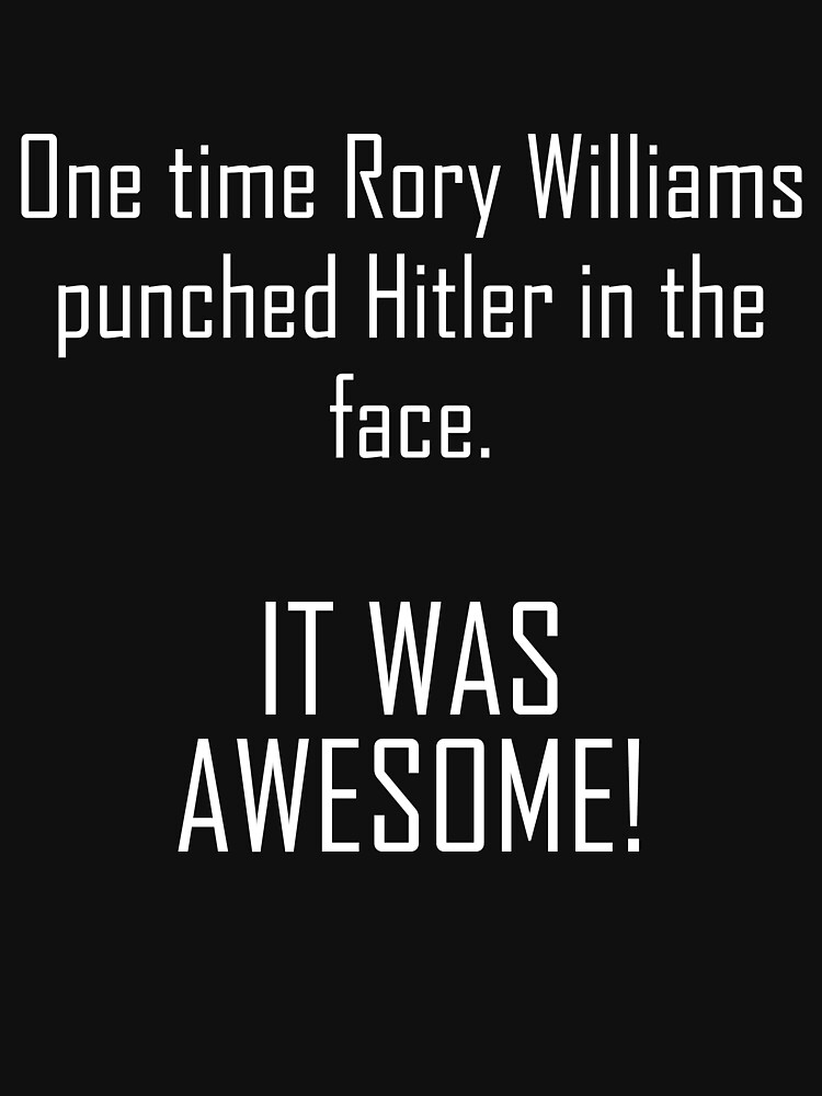 Rory vs Hitler | Unisex T-Shirt
