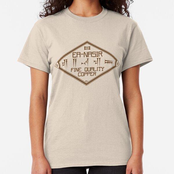 Ea-Nasir Fine Quality Copper Classic T-Shirt