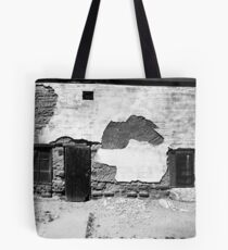 Weathered Tucson House Tote Bag