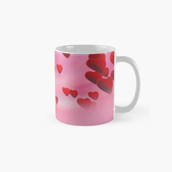 the sky is filled with love Classic Mug