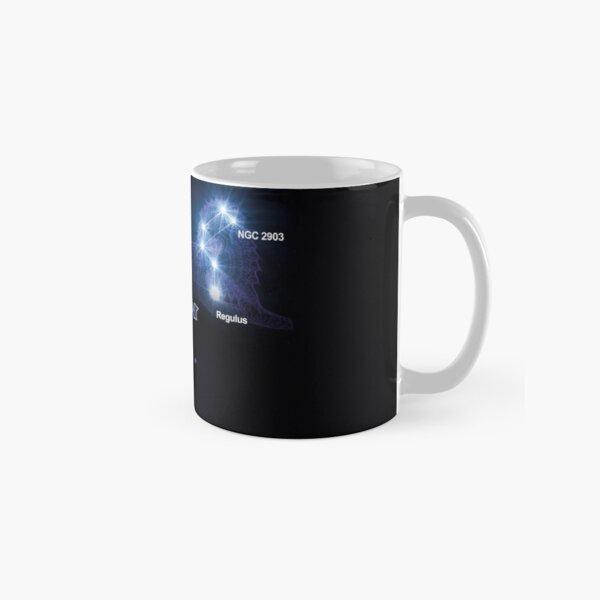 Constellation Leo Classic Mug